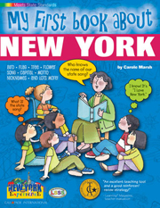My First Book About New York!