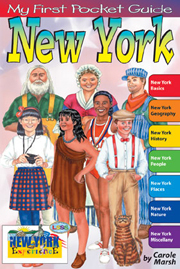 My First Pocket Guide New York