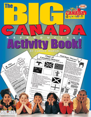 The BIG Canada Reproducible Activity Book