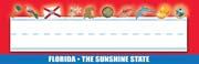 Florida Nameplates - Pack of 36