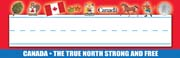 Canada Nameplates - Pack of 36