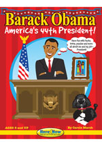 Barack Obama: America's 44th President - New Edition