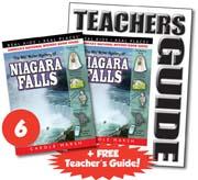 The Wild Water Mystery at Niagara Falls Reading Group Set