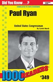 Paul Ryan: U.S. Representative and Vice-Presidential Candidate