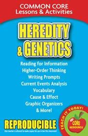 Heredity & Genetics – Common Core Lessons & Activities