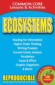 Ecosystems – Common Core Lessons & Activities