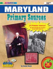 Maryland Primary Sources