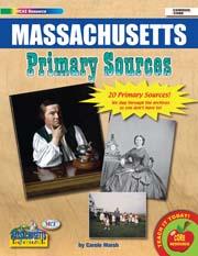 Massachusetts Primary Sources