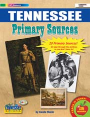 Tennessee Primary Sources