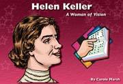 Helen Keller: A Woman of Vision - Digital Reader, 1-year Teacher License