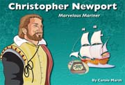 Christopher Newport: Marvelous Mariner - Digital Reader, 1-year Teacher License
