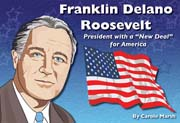 Franklin Delano Roosevelt: President with a 'New Deal' for America - Digital Reader, 1-year Teacher License