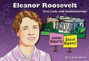 Eleanor Roosevelt: First Lady and Humanitarian - Digital Reader, 1-year Teacher License