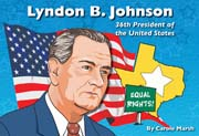 Lyndon B. Johnson: 36th President of the United States - Digital Reader, 1-year Teacher License