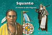 Squanto: A Friend of the Pilgrims - Digital Reader, 1-year Teacher License