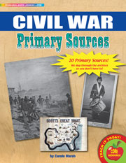Civil War Primary Sources Pack