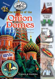 The Mystery of the Onion Domes (Russia)