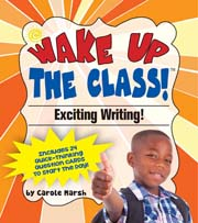 Exciting Writing! – Common Core Question Pack