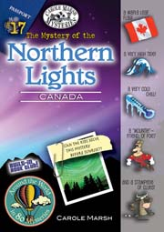 The Mystery of the Northern Lights (Canada)