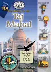 The Mystery of the Taj Mahal (India)