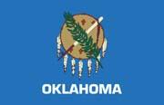 Oklahoma Flag Poster