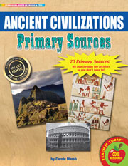 Ancient Civilizations Primary Sources Pack