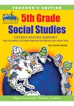 Louisiana Experience 5th Grade Teacher's Edition