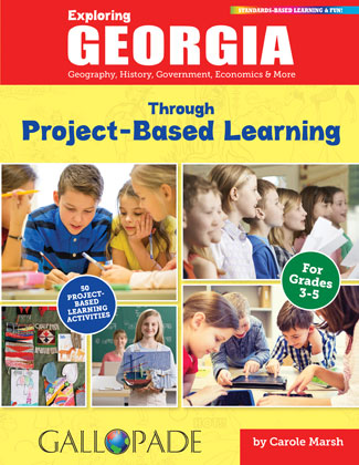 Exploring Georgia Through Project-Based Learning