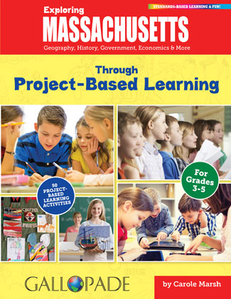 Exploring Massachusetts Through Project-Based Learning