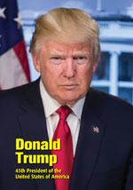 Donald Trump: America's 45th President - Magnet