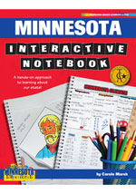 Minnesota Interactive Notebook: A Hands-On Approach to Learning About Our State!