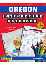 Oregon Interactive Notebook: A Hands-On Approach to Learning About Our State!