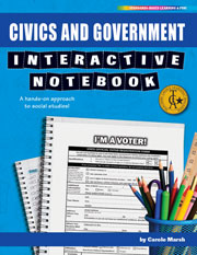 Civics and Government Interactive Notebook: A Hands-On Approach to Social Studies!