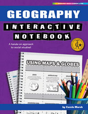 Geography Interactive Notebook: A Hands-On Approach to Social Studies!