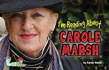 I'm Reading About Carole Marsh