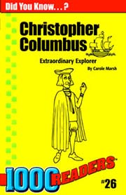 Christopher Columbus: Extraordinary Explorer
