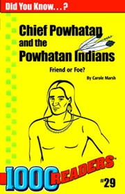 Chief Powhatan: Powerful Native American Leader