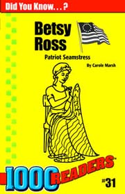 Betsy Ross: Patriot Seamstress