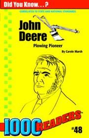 John Deere: Plowing Pioneer