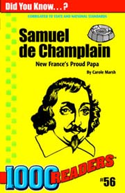 Samuel de Champlain: New France's Proud Papa