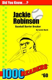 Jackie Robinson: Baseball Barrier Breaker