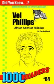 Vel Phillips: African American Politician