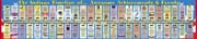 Indiana Student Reference Timelines (Pack of 10)