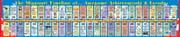 Missouri Student Reference Timelines (Pack of 10)