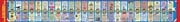 Texas Student Reference Timelines (Pack of 10)