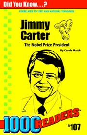 Jimmy Carter: The Nobel Prize President
