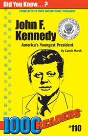 John F. Kennedy: America's Youngest Elected President