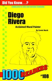 Diego Rivera: Acclaimed Mural Painter