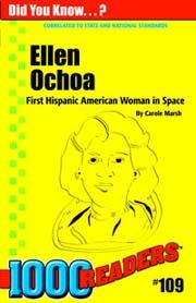 Ellen Ochoa: First Hispanic American Woman in Space