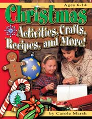 Christmas Activities, Crafts, Recipes, and More!